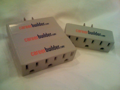 Careerbuilder power adapter