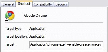 Chrome nofollow usercontent.css