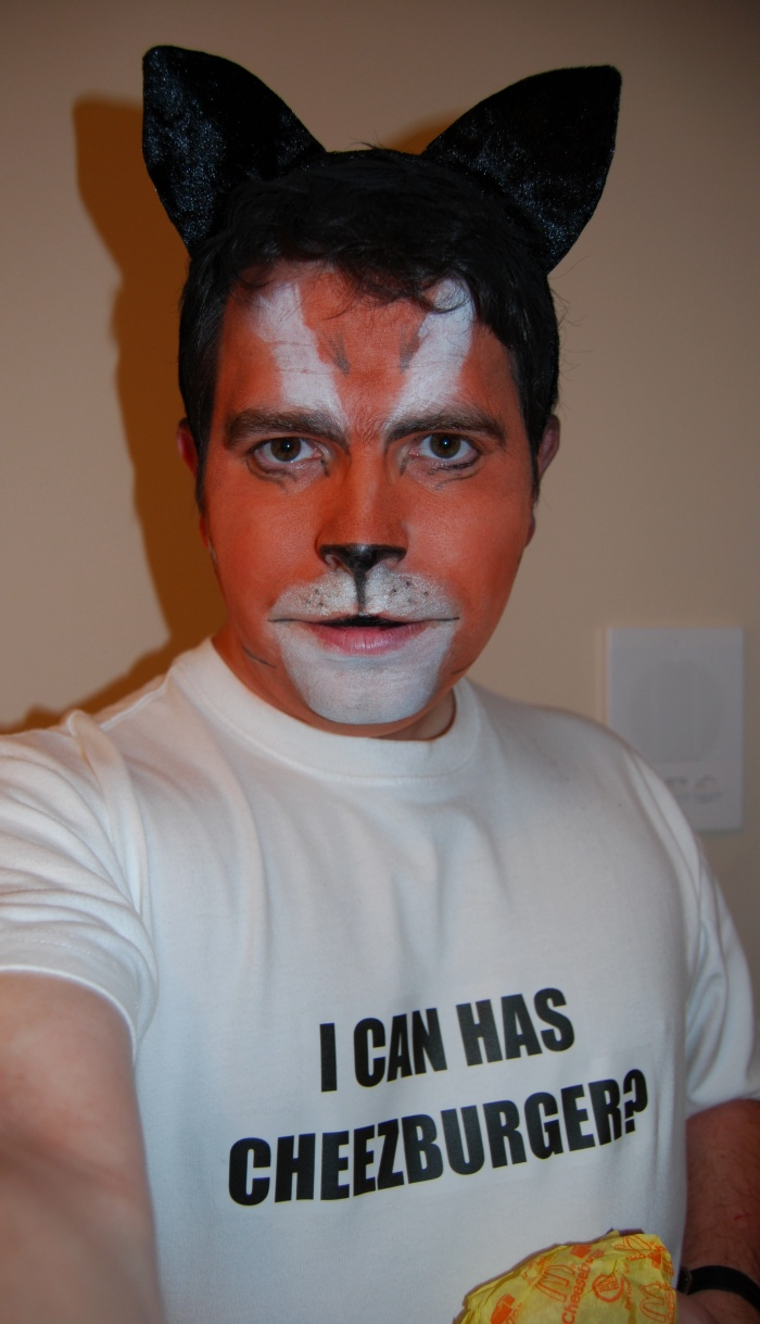 Matt Cutts as LOL cat