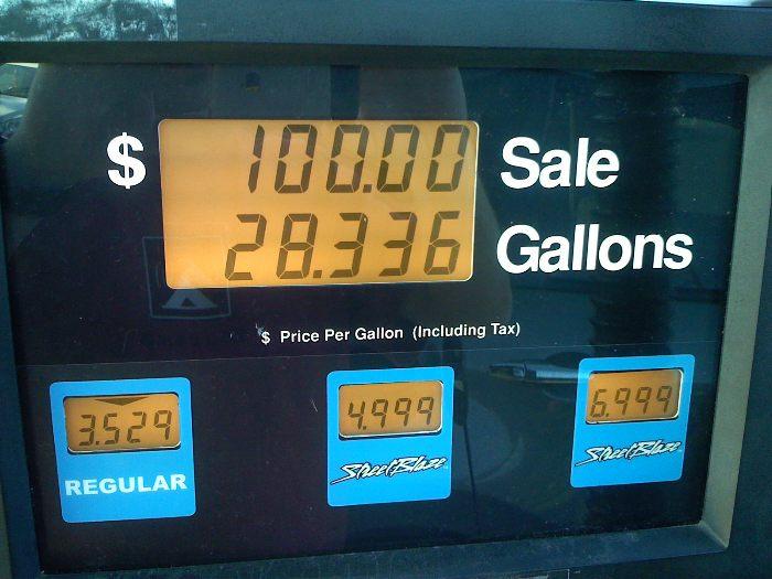 Higher Gas Prices Mean More Urban Development