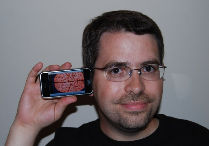 iphone brain