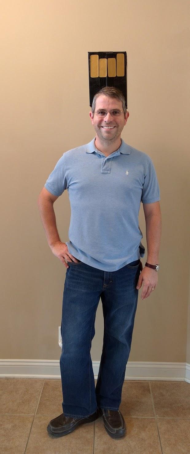 Matt Cutts USB drive