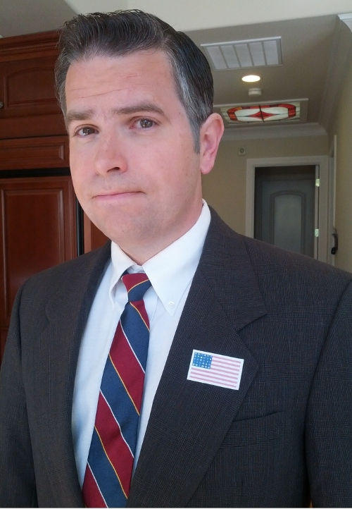 Mitt Romney? No, it's Matt Romney!