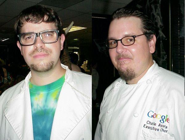 Matt or Charlie? Charlie or Matt?