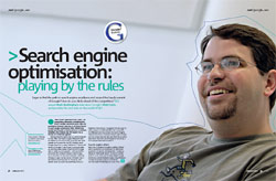 Interview with .net magazine