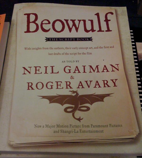 Los Angeles Signs: Beowulf