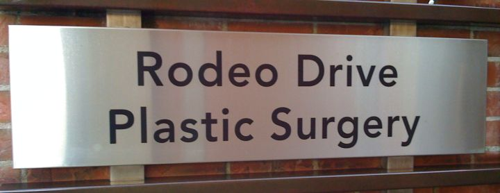 Los Angeles Signs: Rodeo Drive Plastic Surgery